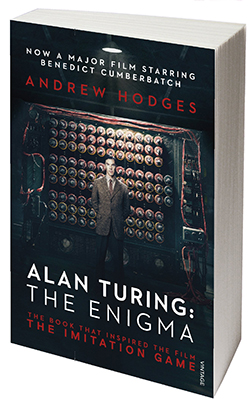 """The Enigma: The Book That Inspired the Film """"The Imitation Game"""""""